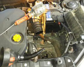 Инструкция по замене масла в коробке передач «Лада Гранта»