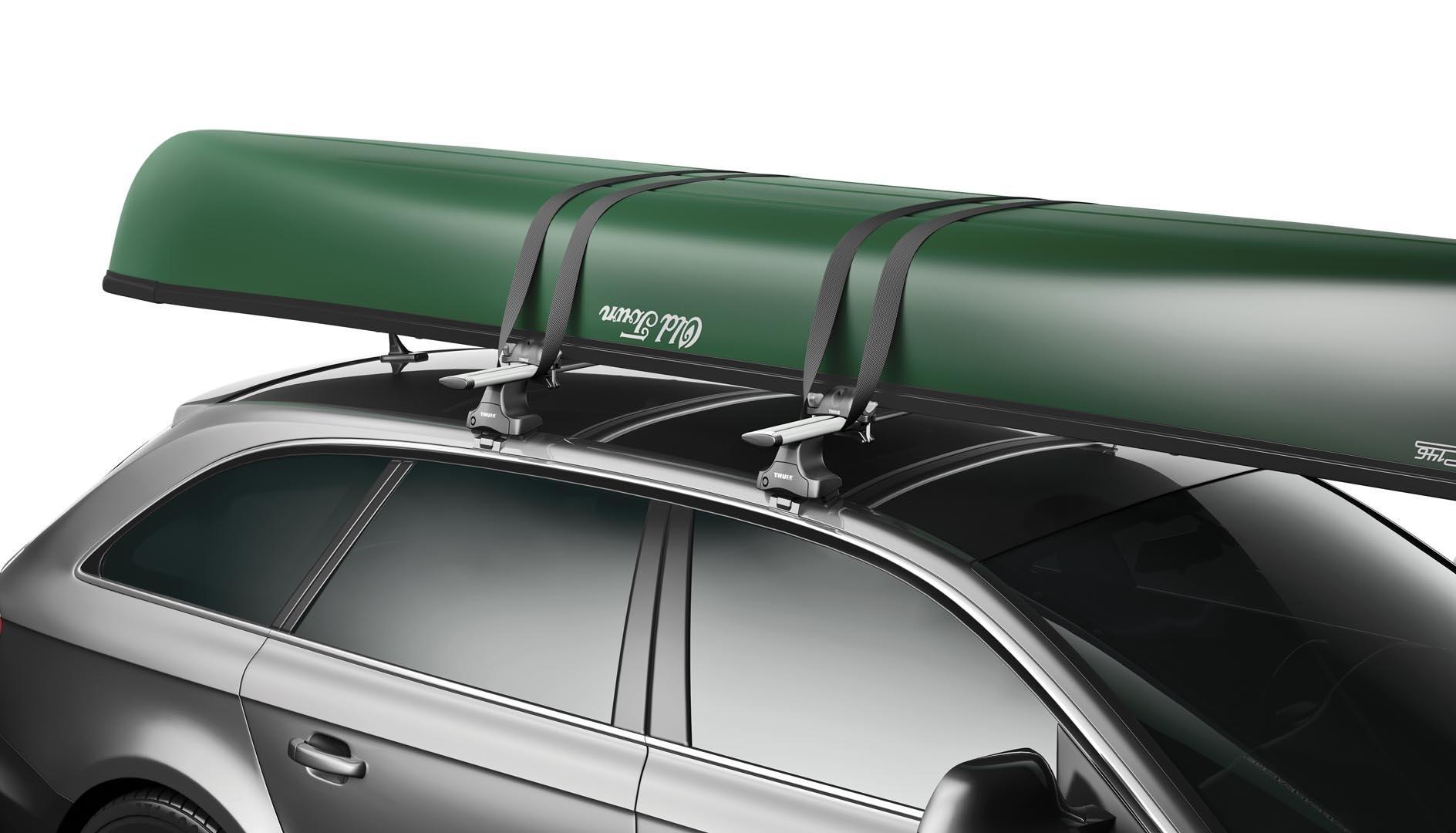 как крепить груз крыше автомобиля