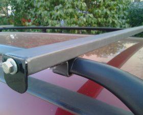 Как правильно установить багажник и рейлинги на авто своими руками