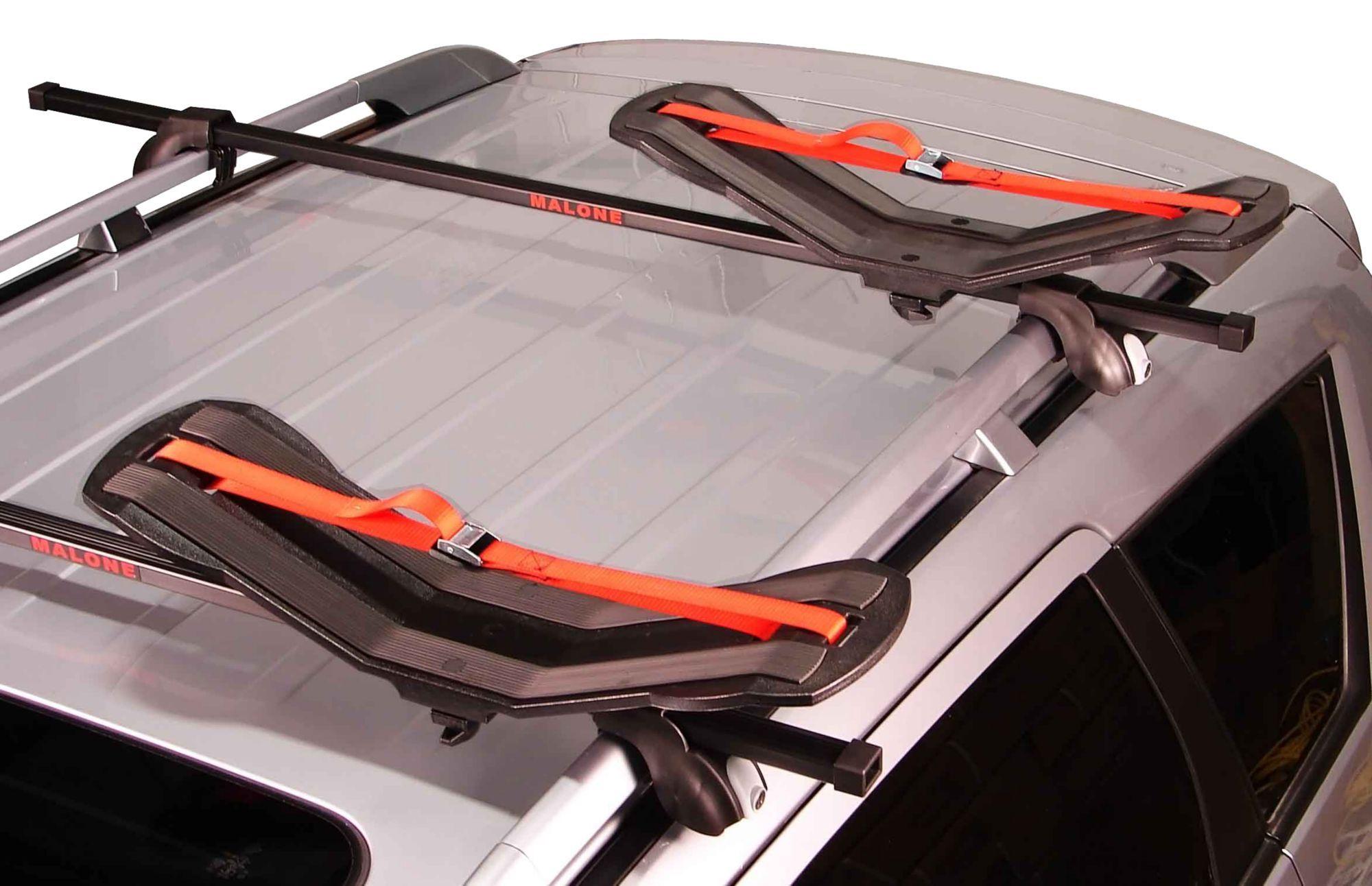 Как выбрать багажник на крышу авто для каяка