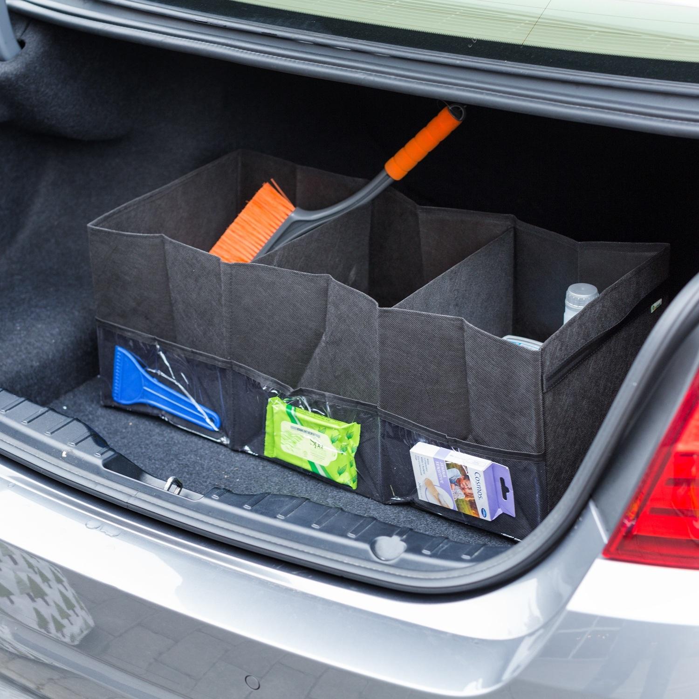 Кейсы в багажник автомобиля типа «органайзер»