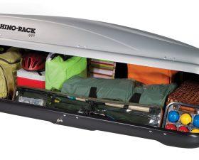 Кейсы в багажник и на крышу автомобиля