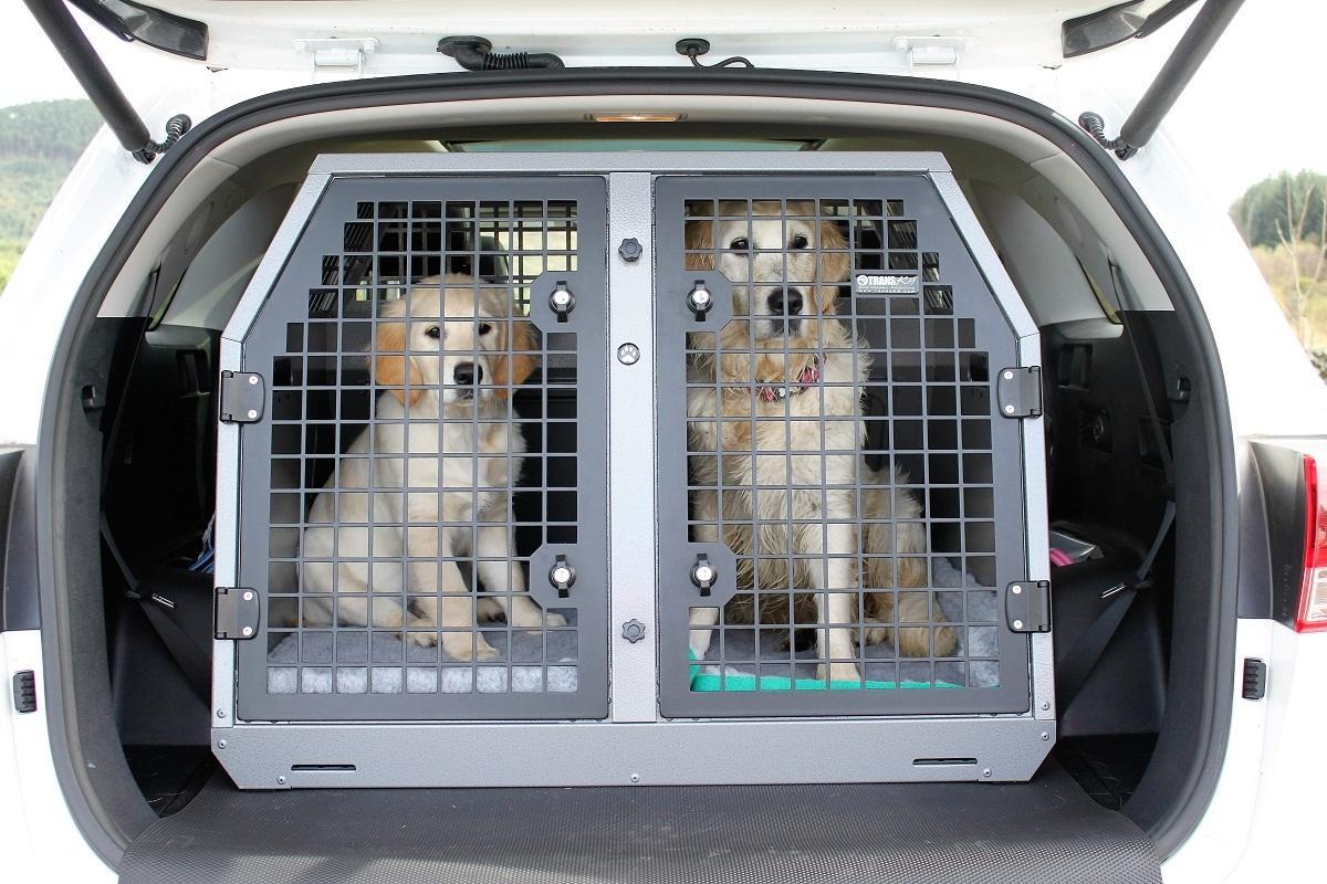 Клетка для собаки в багажник авто