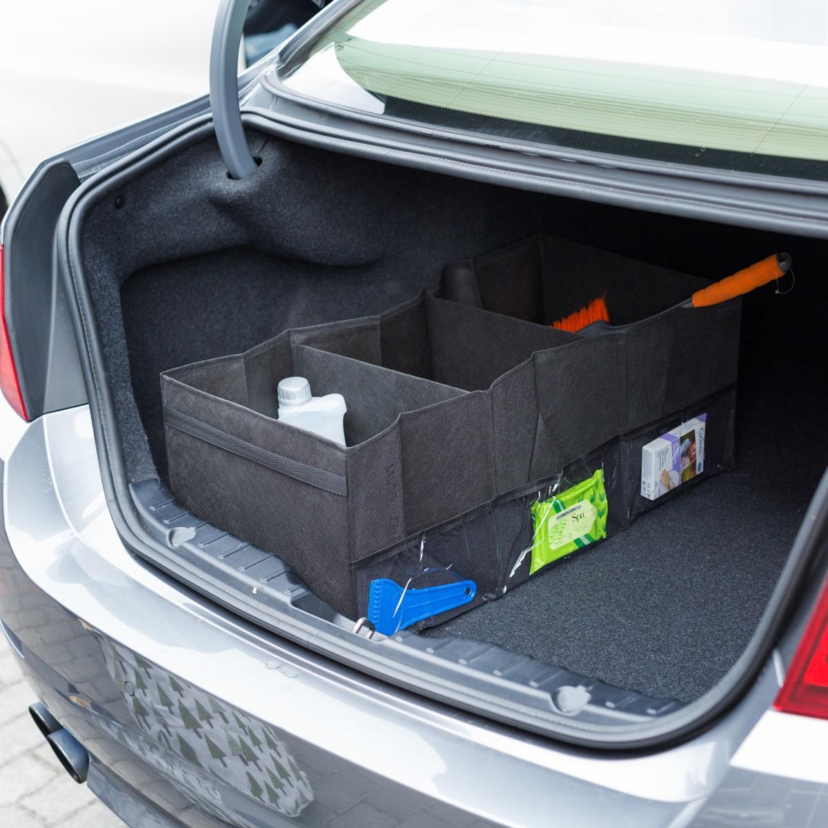 Короб в багажник автомобиля: список лучших, цены, советы по подбору
