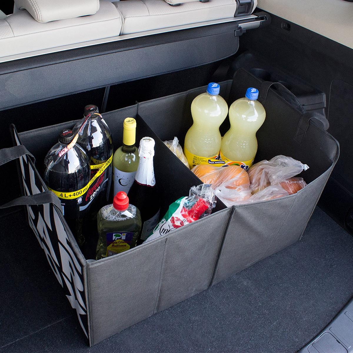 Коробка для вещей в багажник