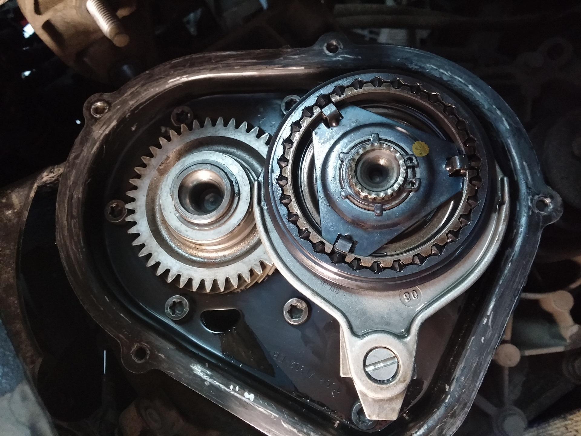 Коробка передач Ford Fiesta