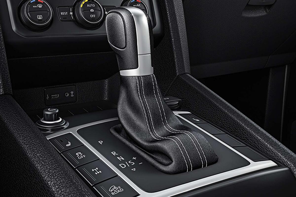 Коробка передач на Volkswagen Amarok