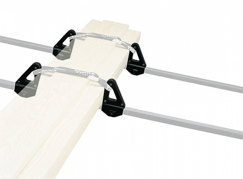 Крепление лестницы на багажнике автомобиля – это эластичные шнуры