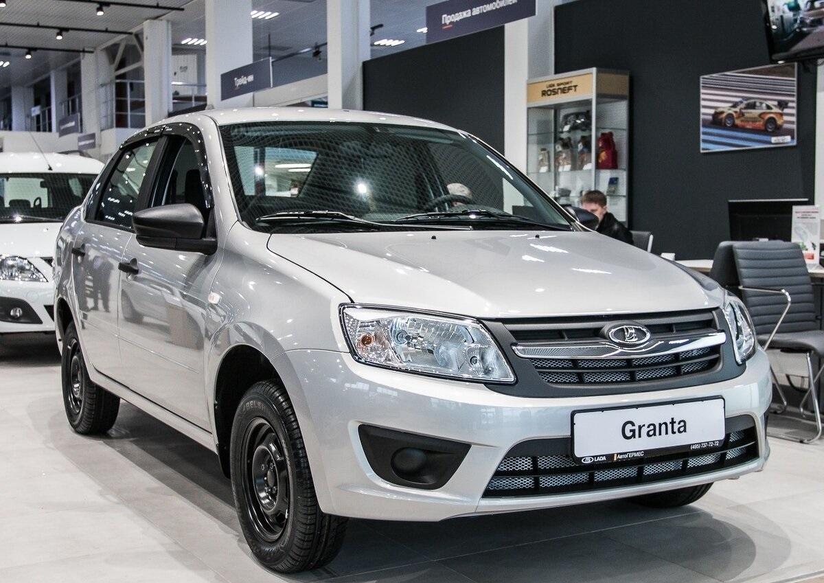 Lada Granta 2018 года