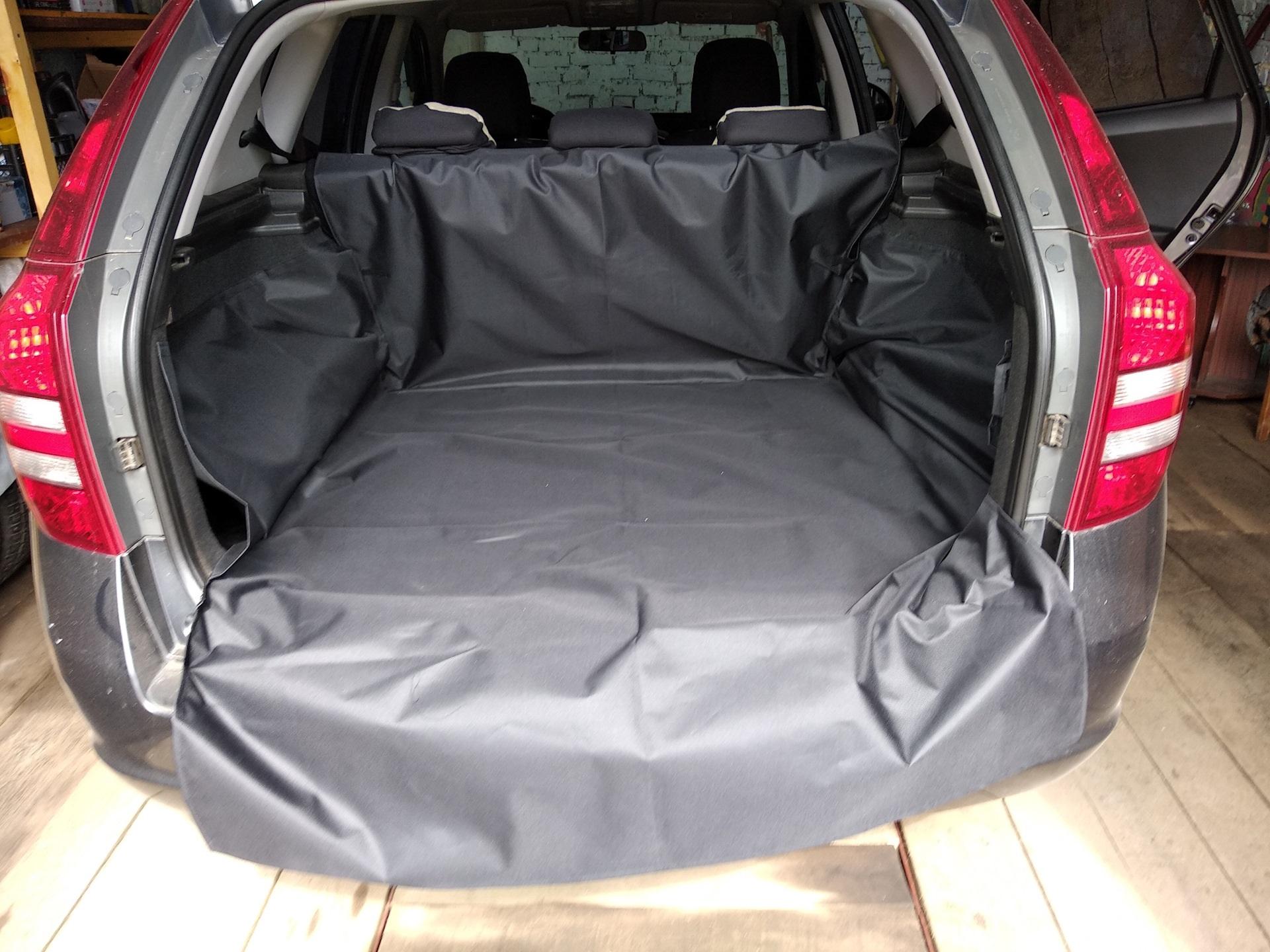 Лучшие защитные накидки в багажник авто