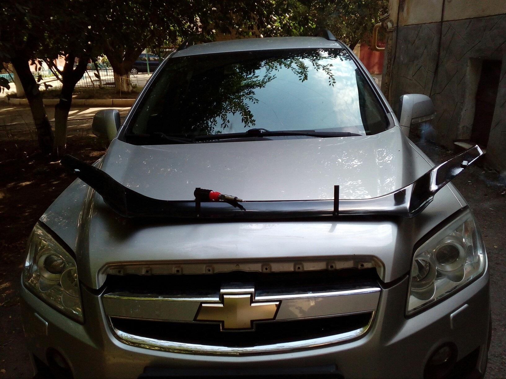 Машина с дефлектором