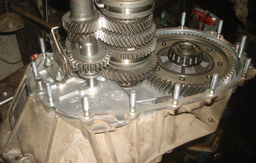 Механическая коробка передач на Лада Гранта: ремонт своими руками