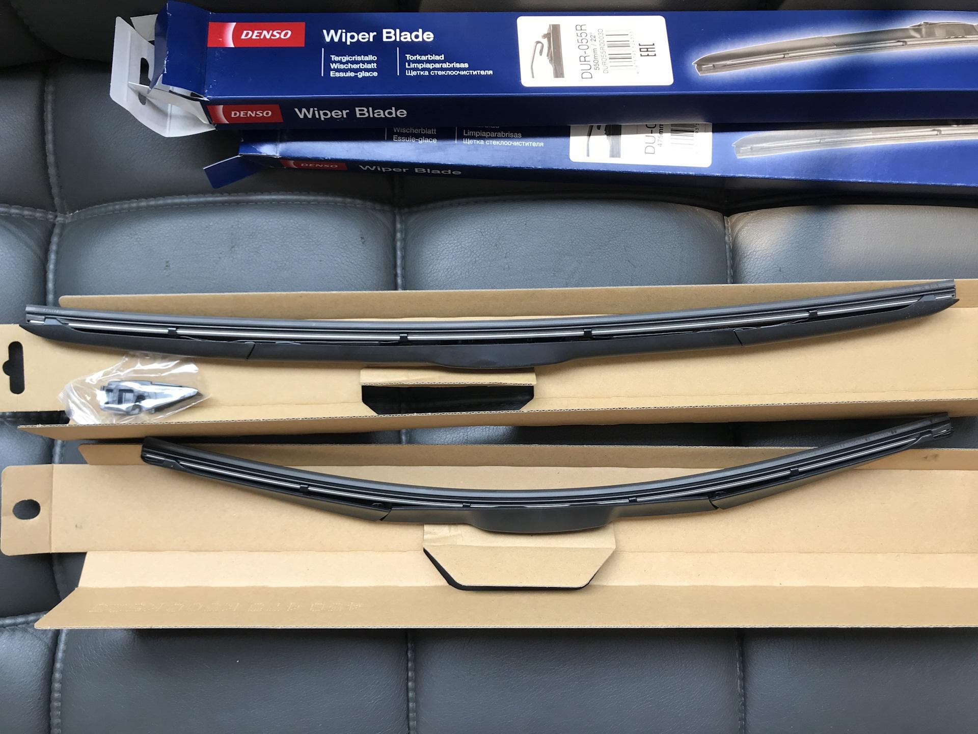 Модель Hybrid Wiper Blade