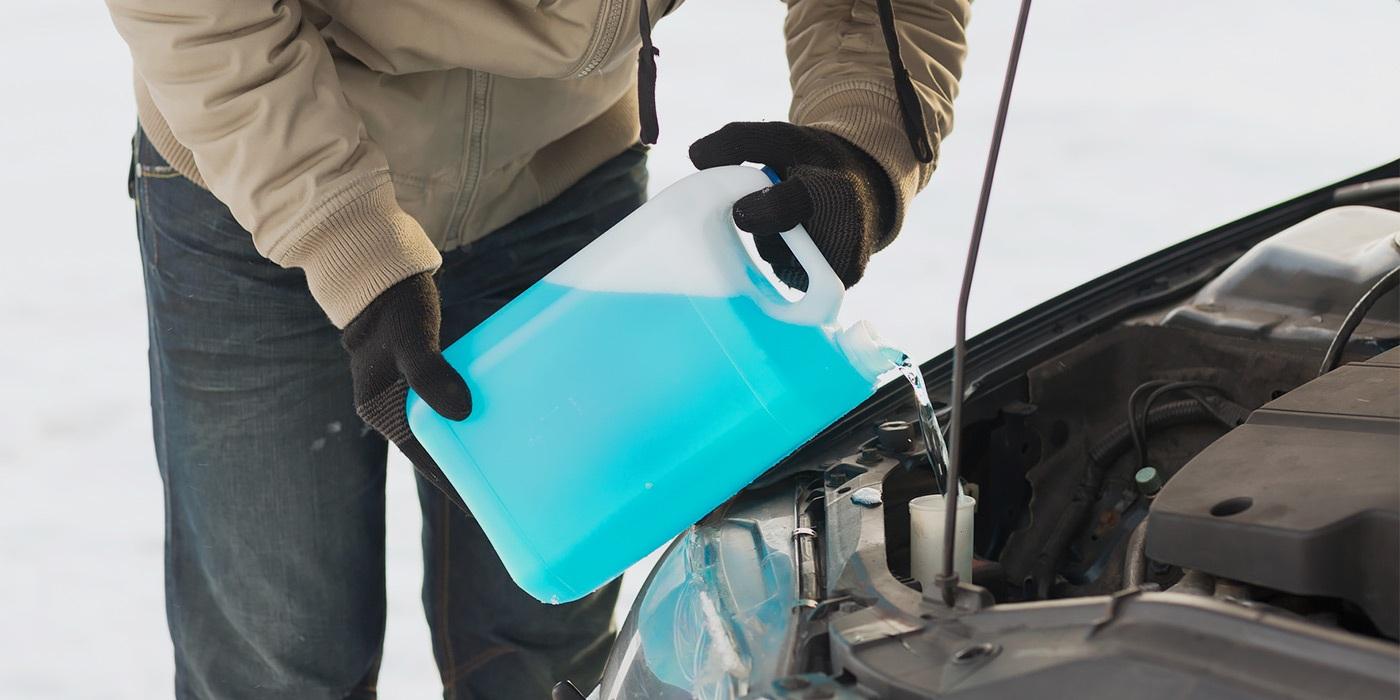 Омывайка для машины: как выбрать лучшую и приготовить своими руками