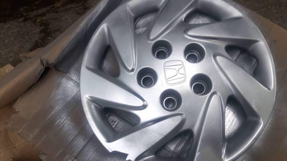 Покраска колпаков авто