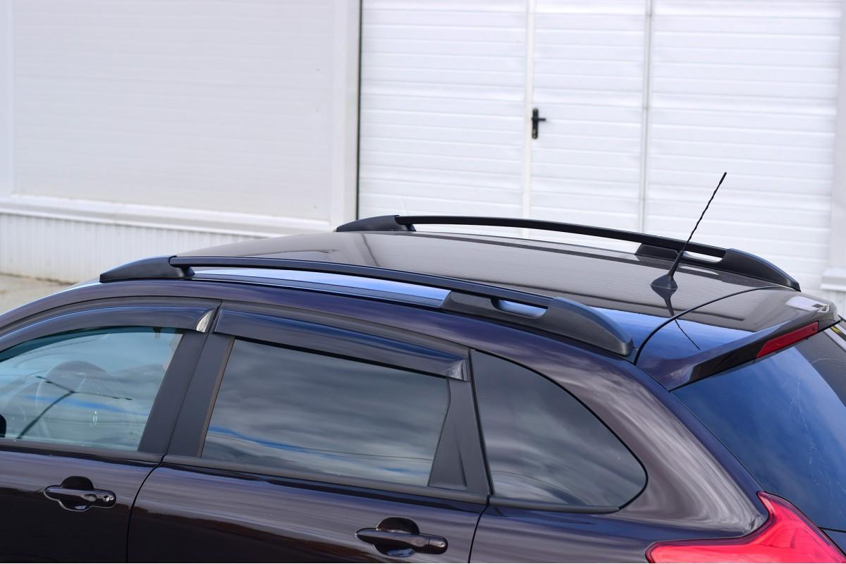 продольные рейлинги на крышу автомобиля