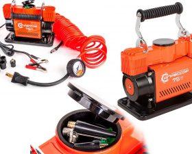 Рейтинг аккумуляторных автомобильных компрессоров в разных ценовых категориях