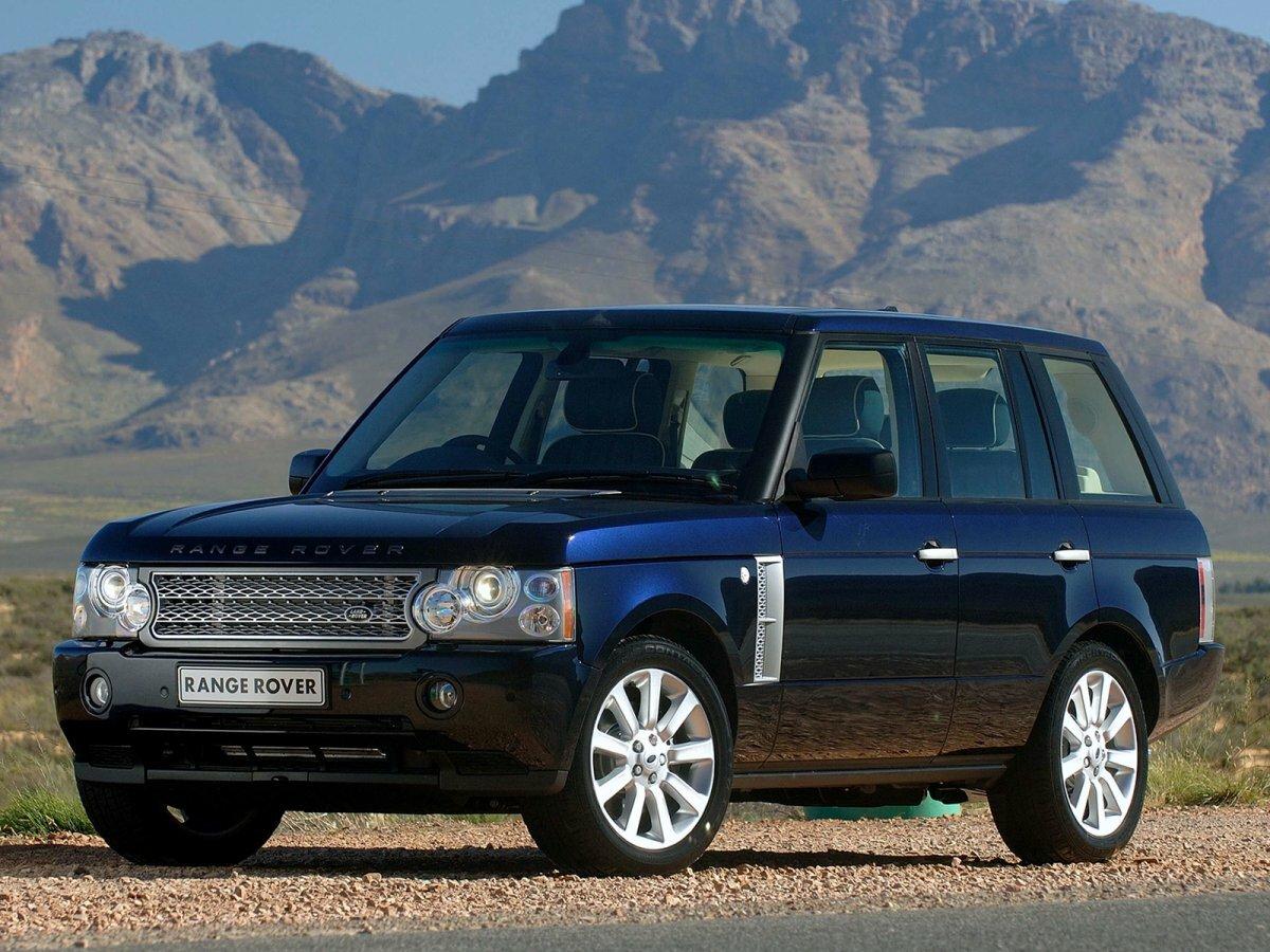 Подержанный Range Rover