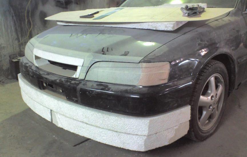 самодельный обвес на авто