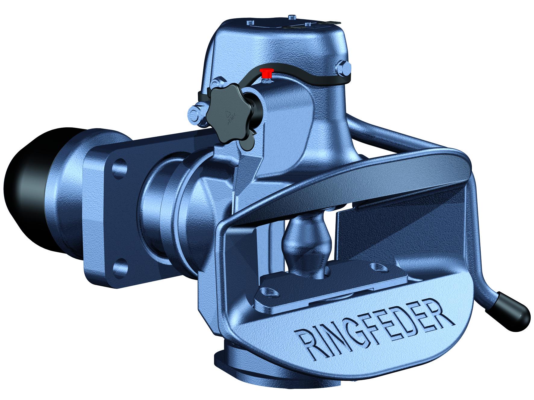 Сцепное устройство Ringfeder