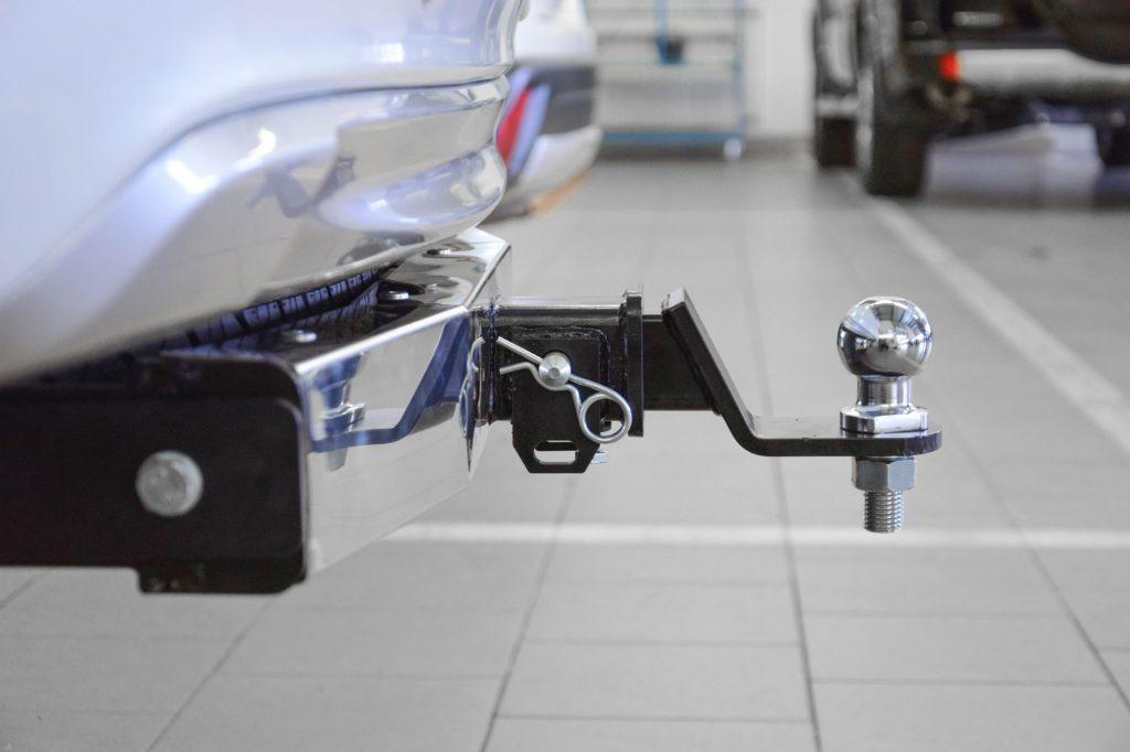 Съемные фаркопы для легковых автомобилей