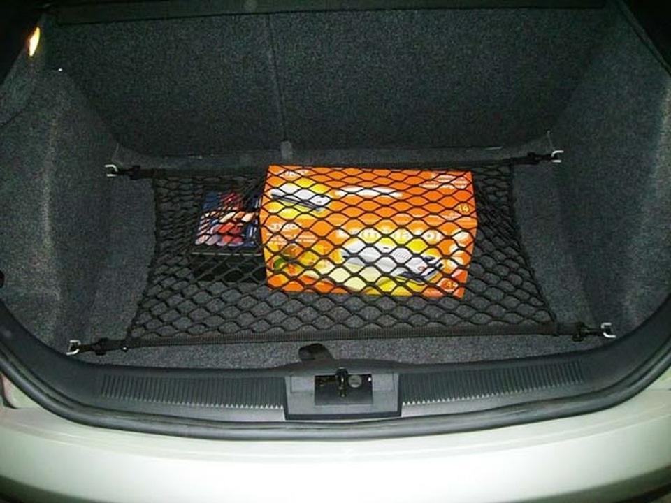 сетка в багажник авто