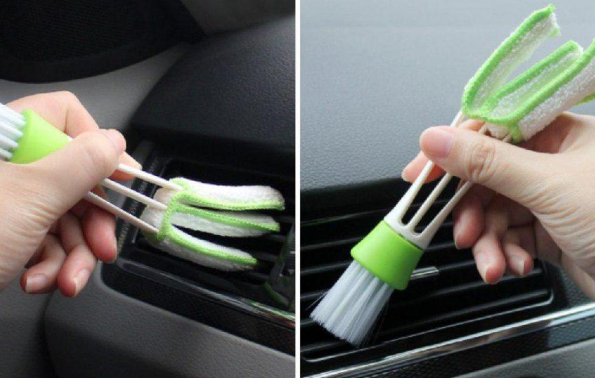 щетка для чистки салона автомобиля