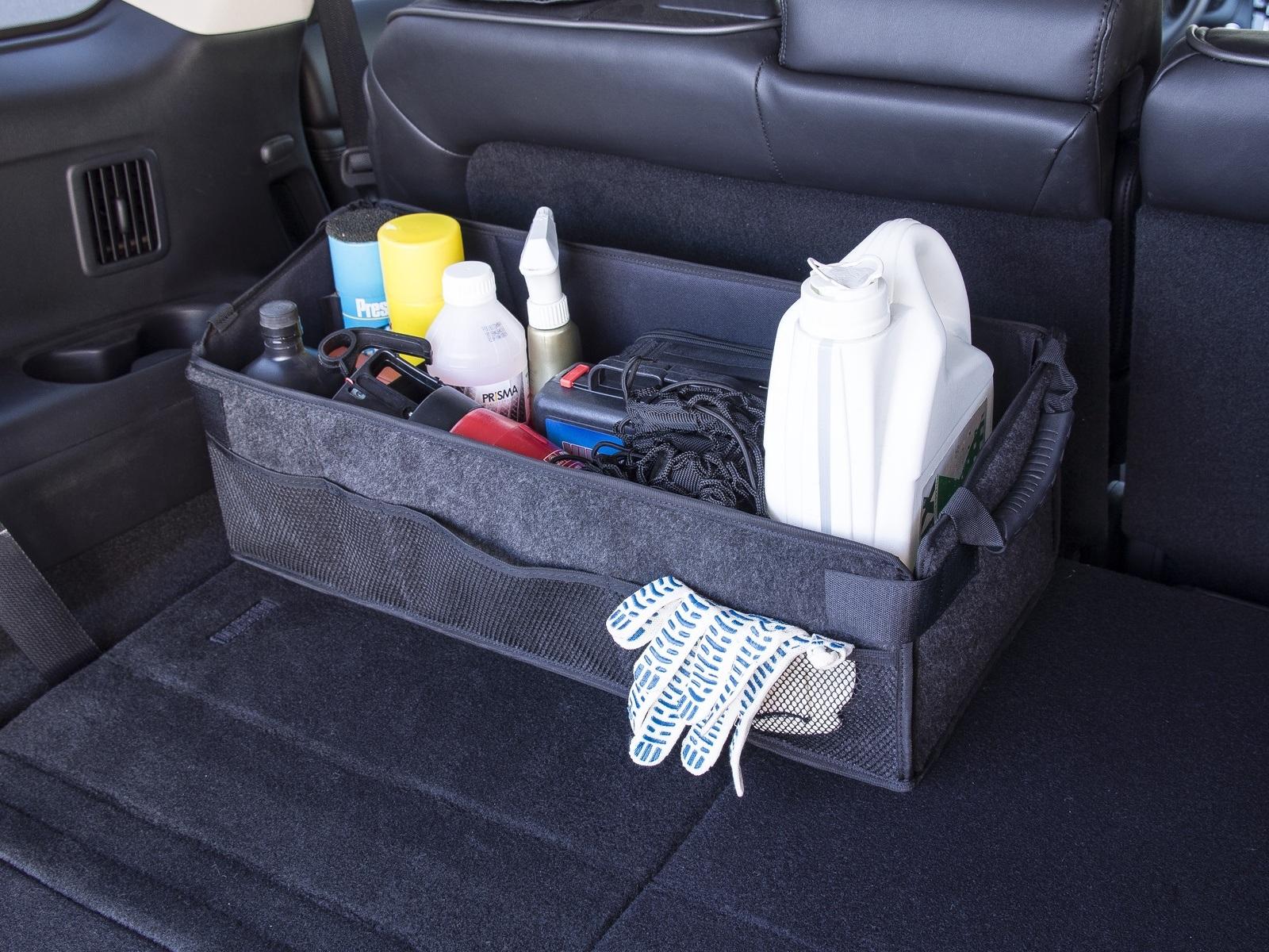 Сумка в машину в багажник