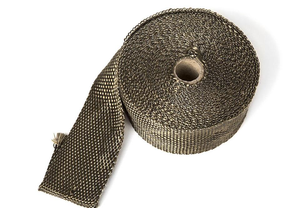 Термолента для глушителя