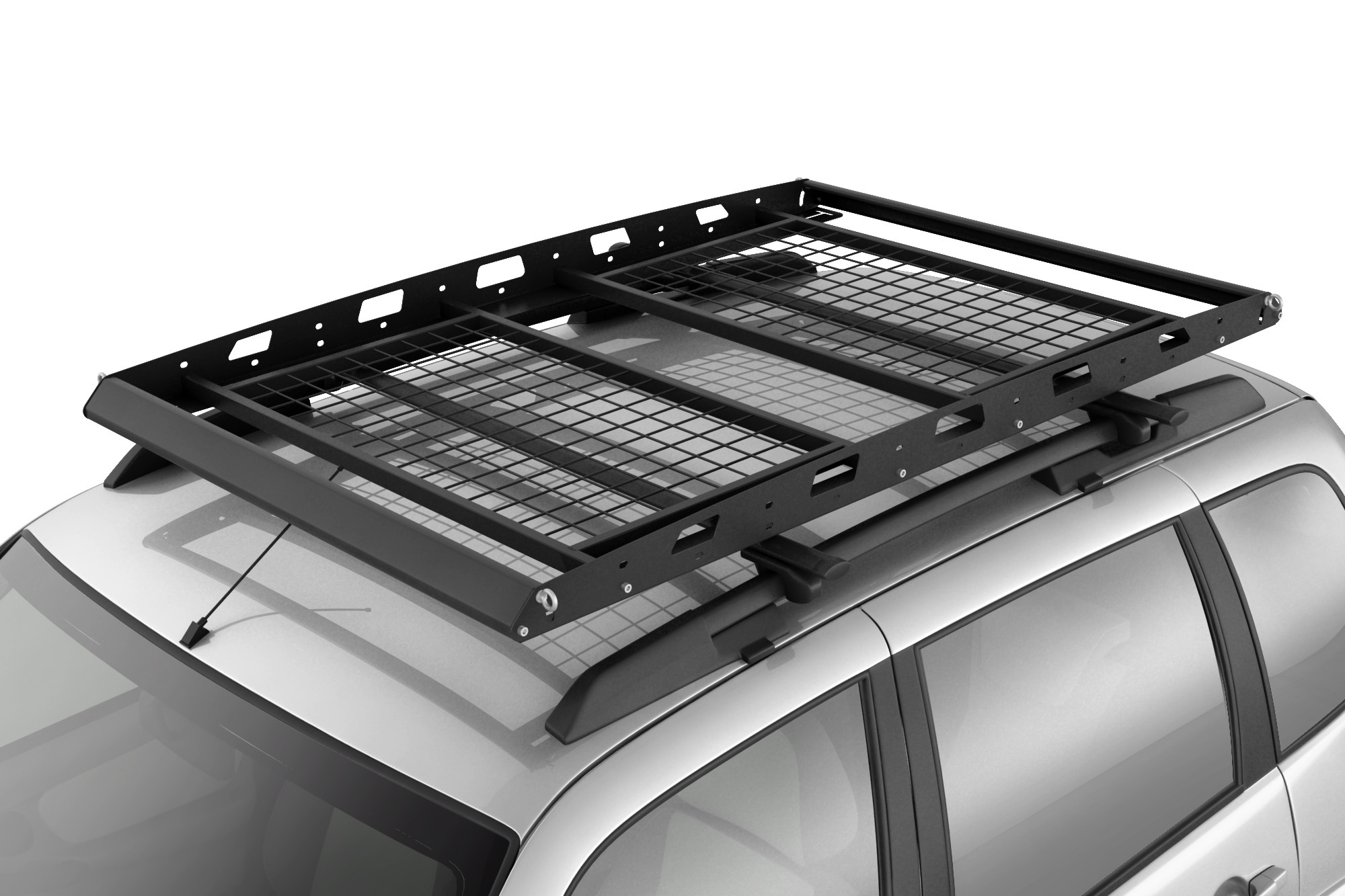 туристический багажник на крышу автомобиля