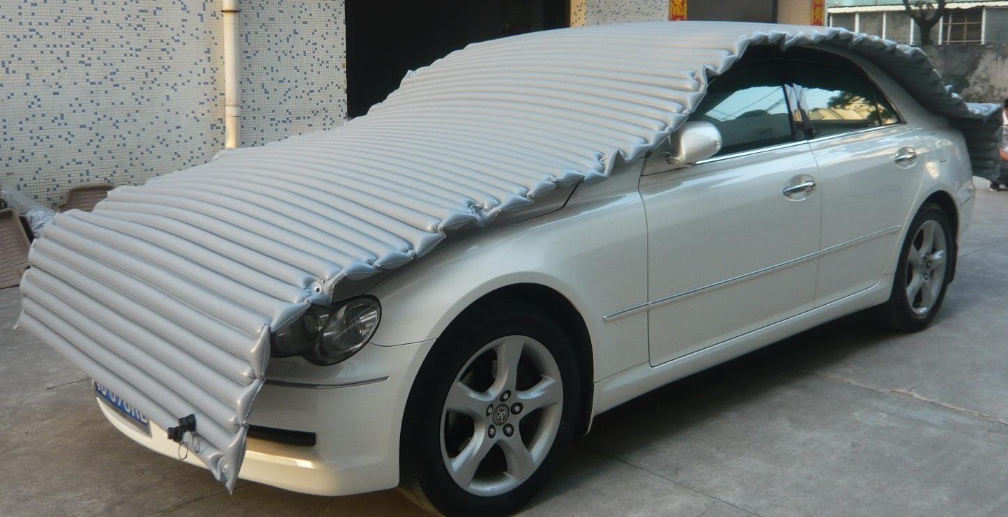 защита от града для автомобиля