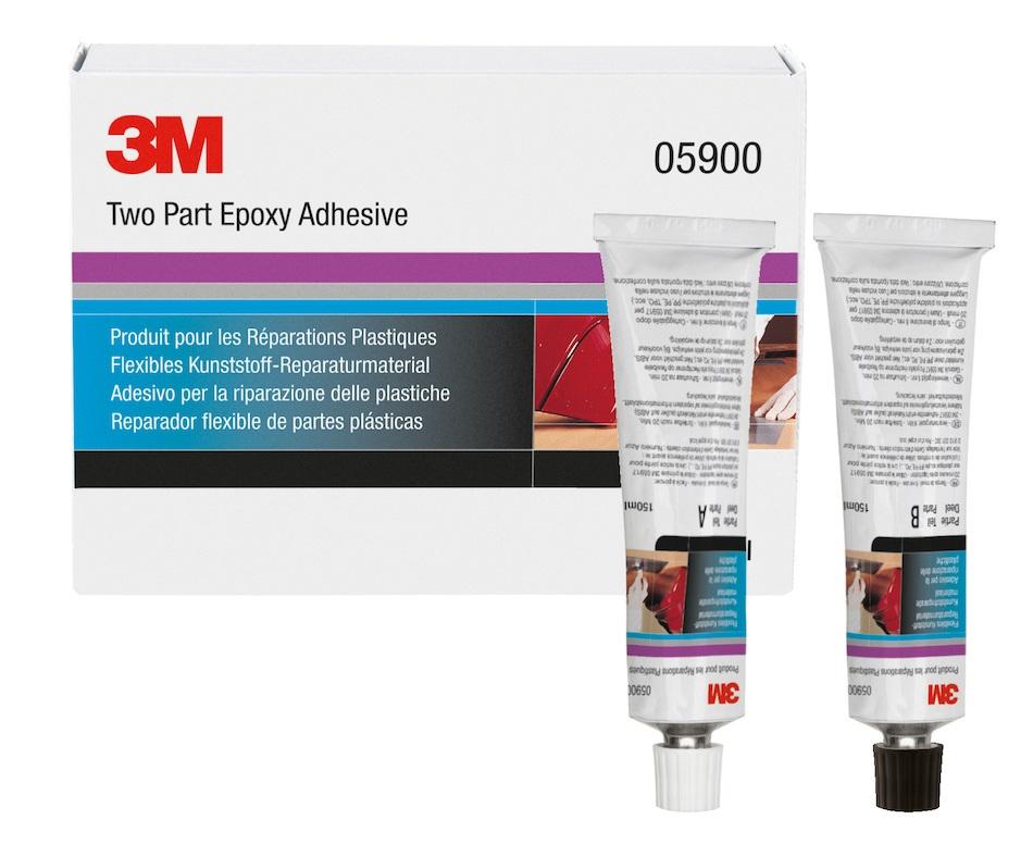 эпоксидный клей 3М 05900 FPRM 2К для ремонта пластика