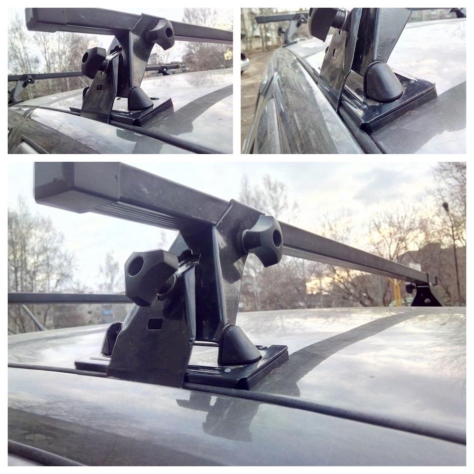 Багажник на крышу «Евродеталь»