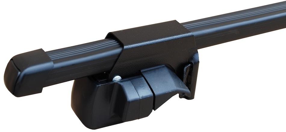 багажник на крышу «Муравей» с крашеными дугами 1,4 м