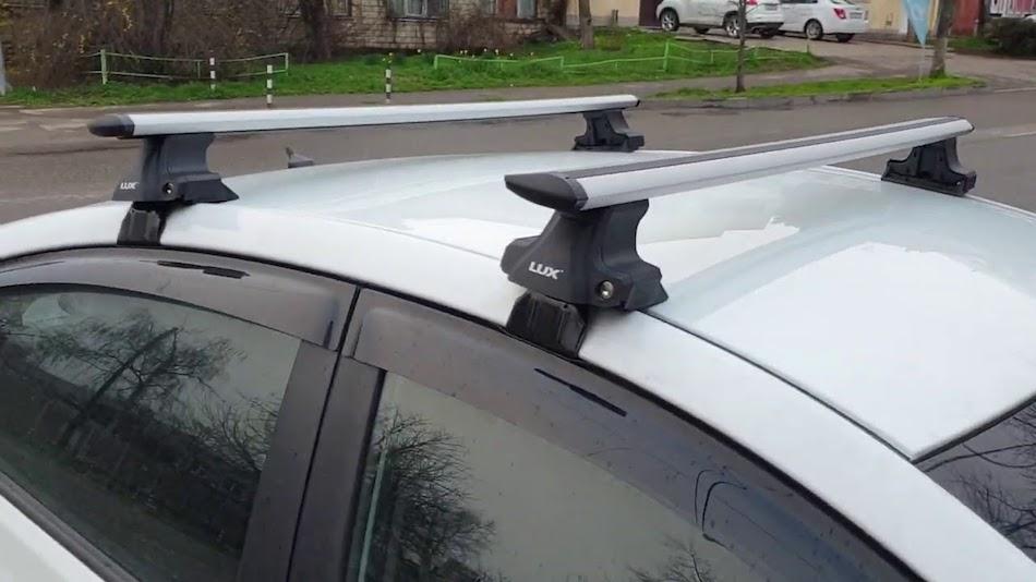 багажник на крышу D-LUX 1 для Skoda Superb