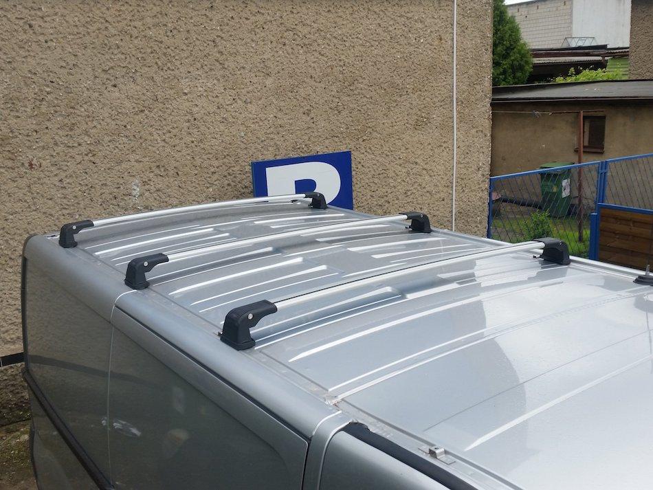 аэродинамический багажник (T5:T6)