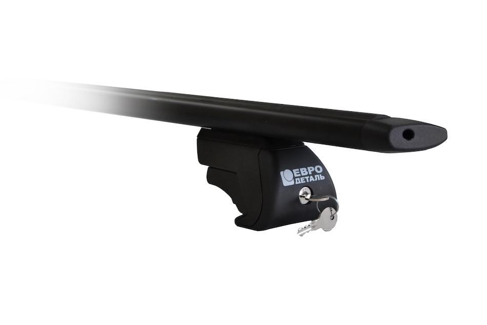 багажник «Евродеталь» (дуга «крыло», 125 см, черный) на Chery Tiggo 5