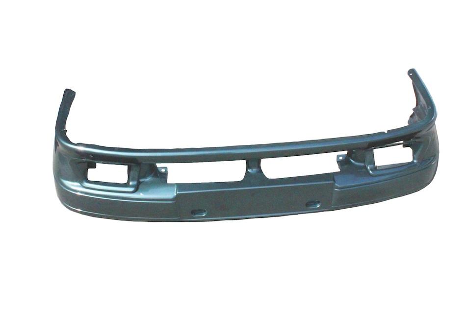 бампер передний ВАЗ-2115 крашеный под ПТФ Космос «Технопласт»