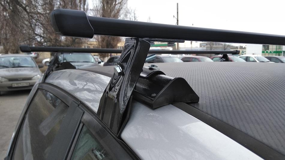 багажник «Муравей Д-1» с креплением за дверной проем, универсальный