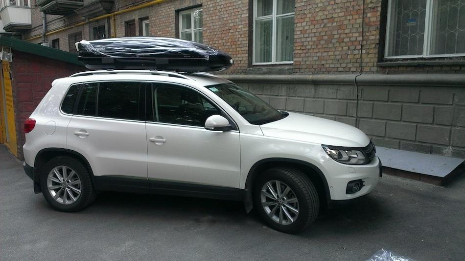 багажник на крышу для VOLKSWAGEN TIGUAN I