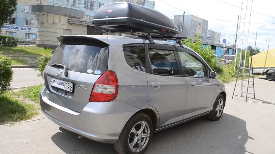 Багажник на крышу HONDA JAZZ I