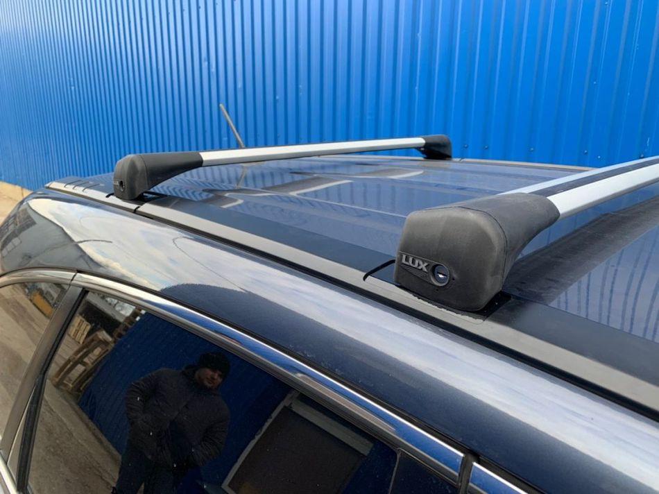 Багажник на крышу LUX BRIDGE