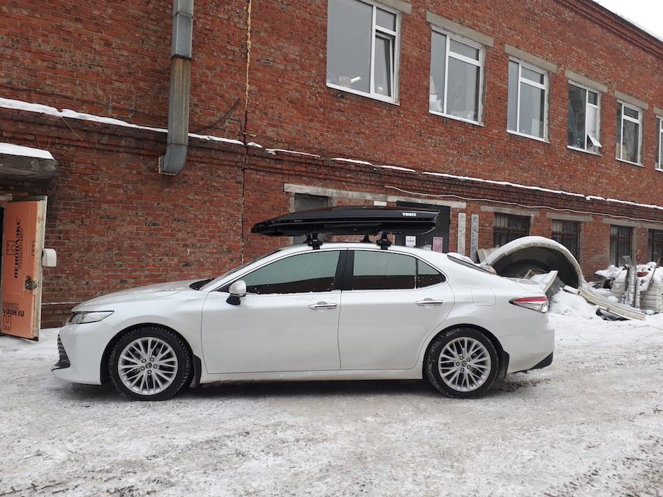 багажник на крышу Toyota Camry XV70