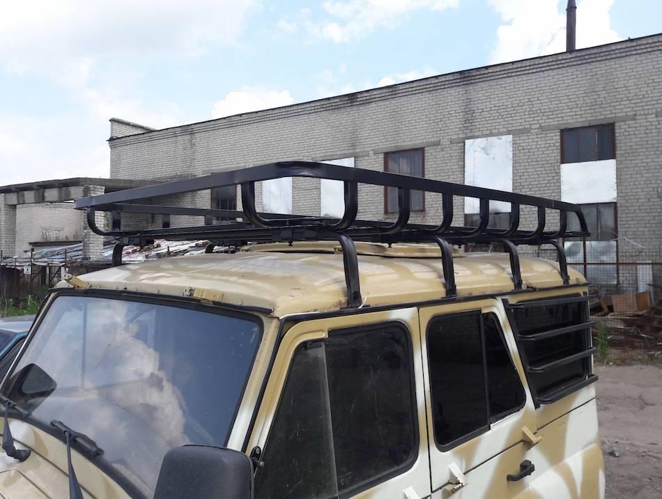 багажник на крышу УАЗ «Хантер»