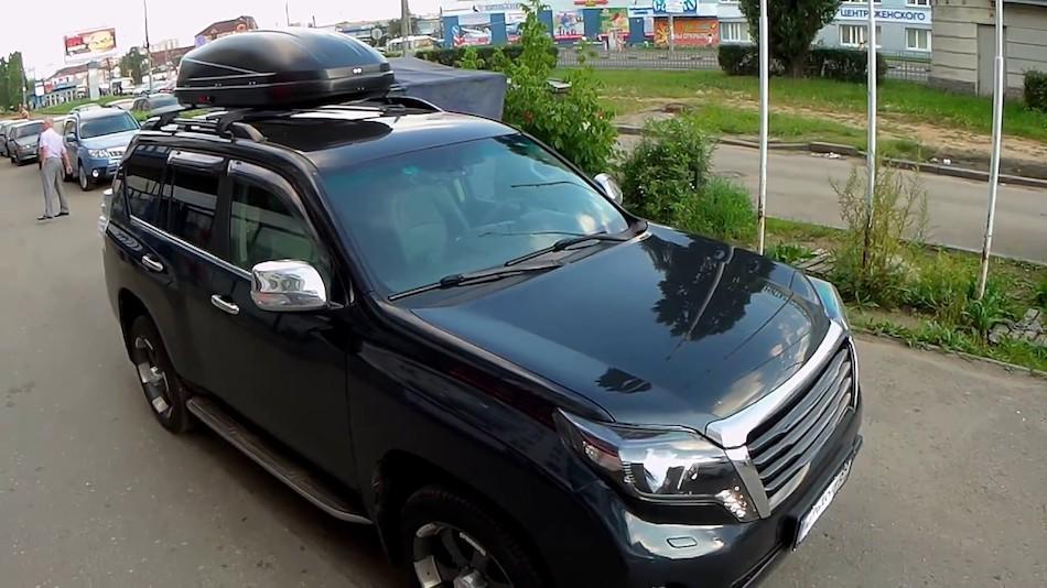 багажник на крышу Toyota Land Cruiser 150