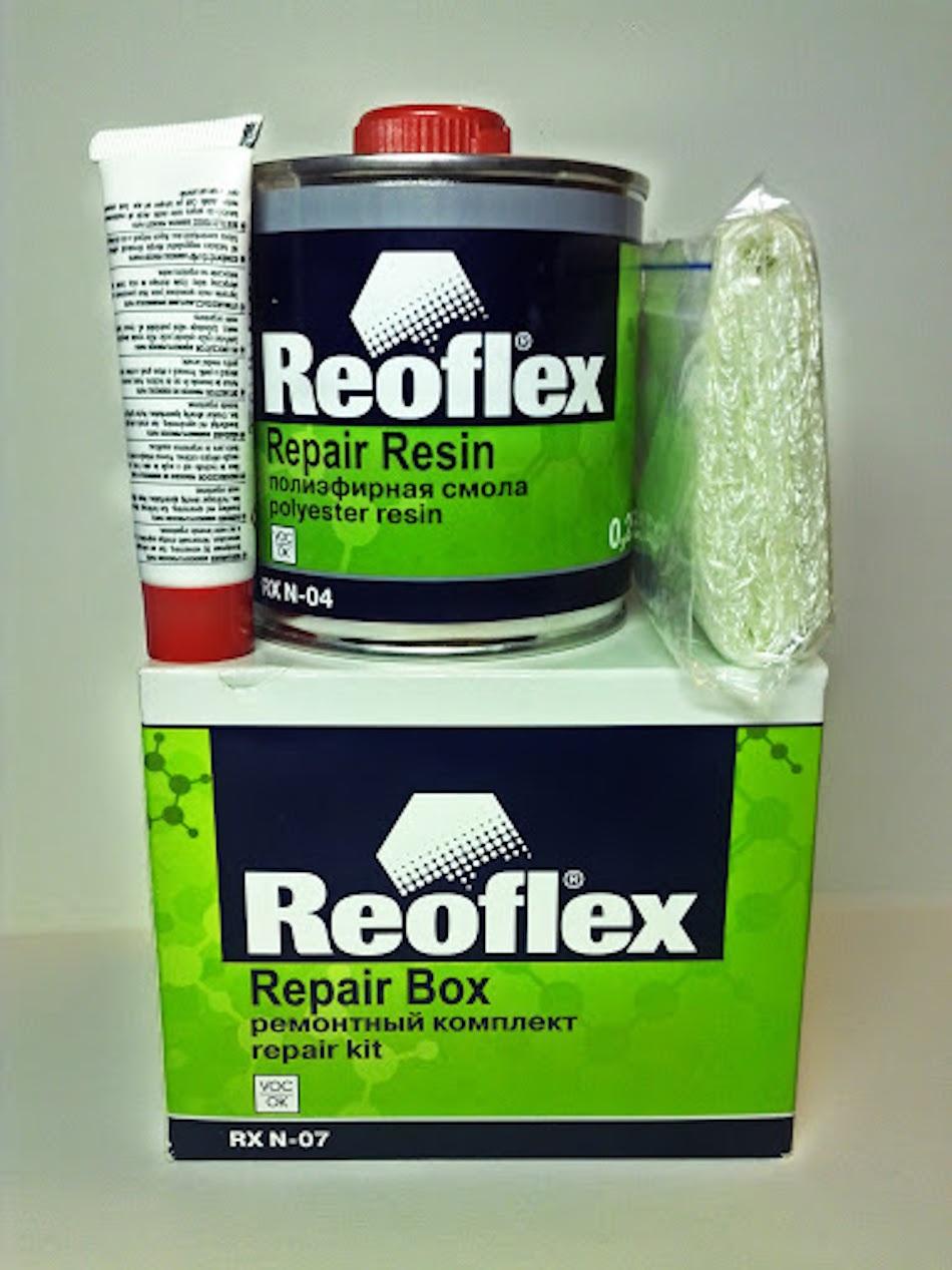 набор для ремонта пластиков ReoFlex