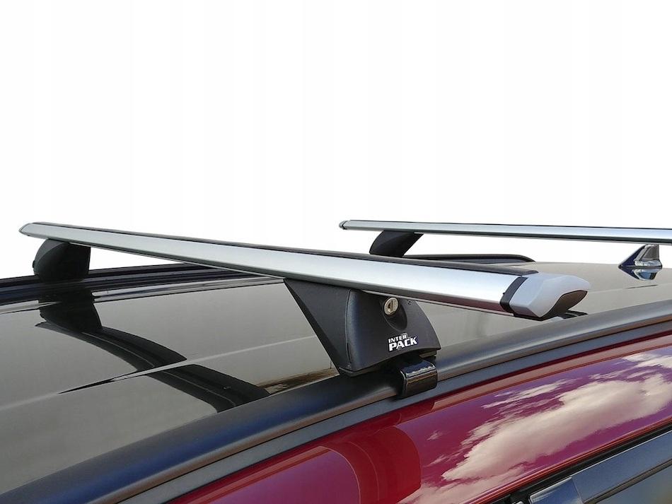багажник Yakima на крышу Volkswagen Tiguan, 5 Door SUV