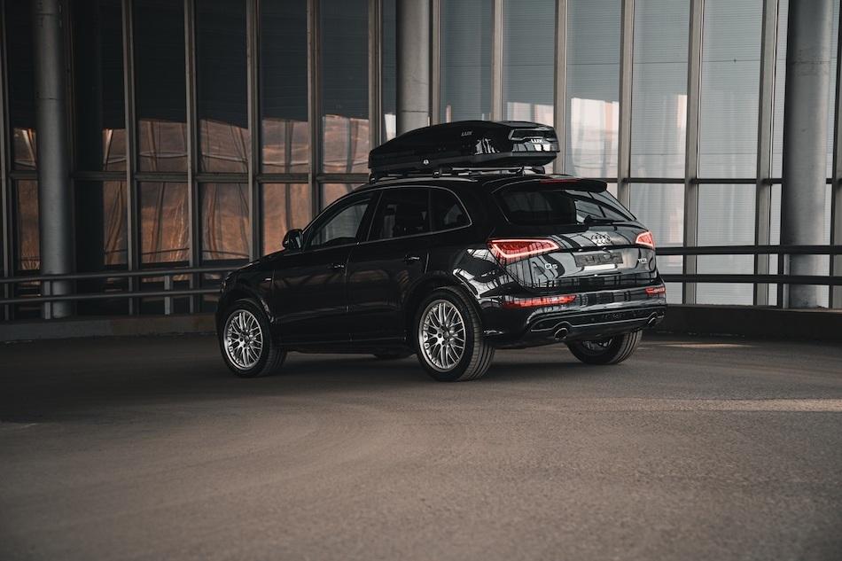 LUX TAVR 197 черный матовый (520 л)