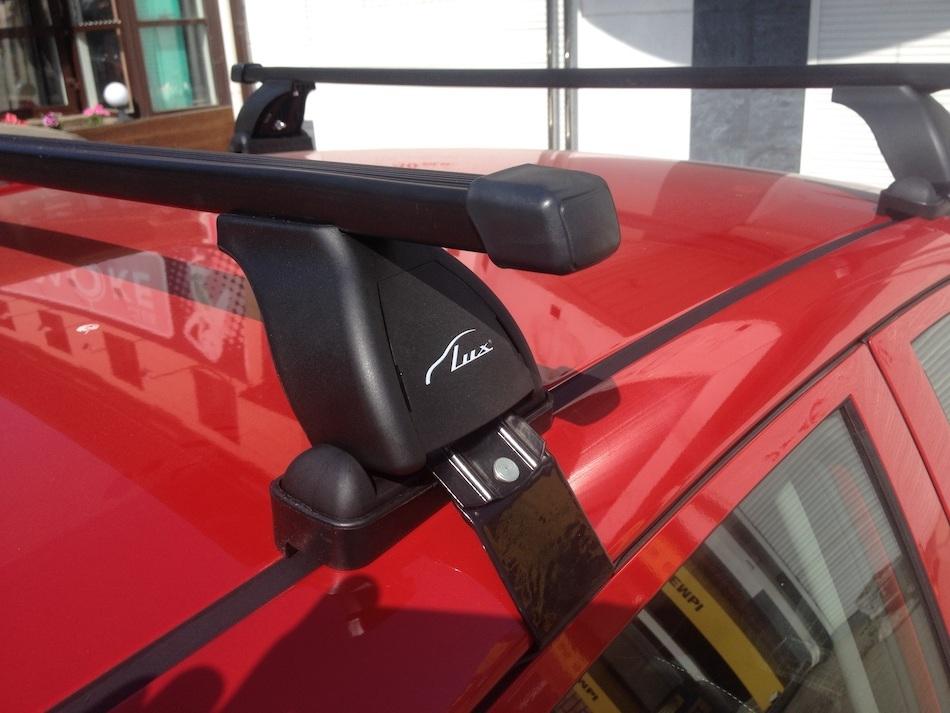 Багажник со скобой на дверь на Lifan Cebrium I седан