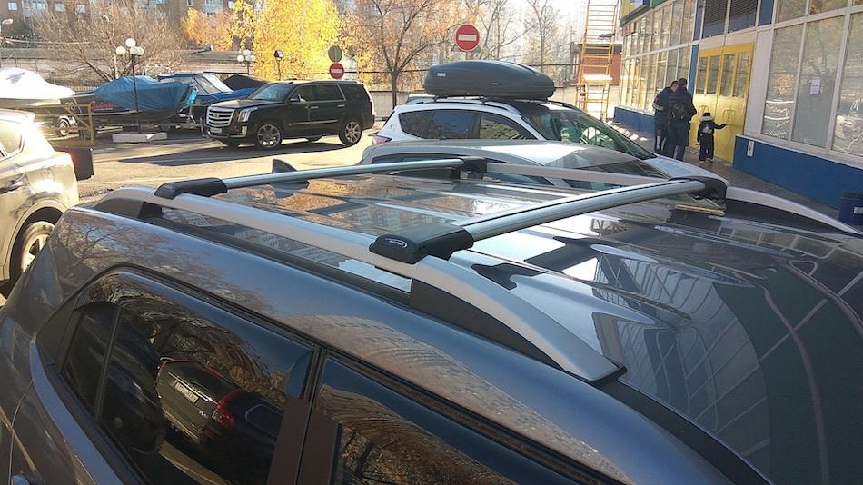 Yakima (Whispbar) Hyundai Creta 5 Door SUV